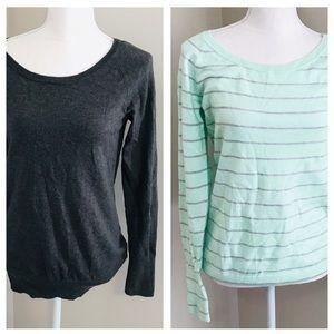 2 Gap Sweaters